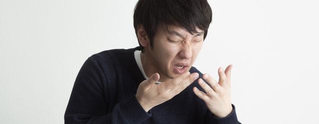 COPDの悪化