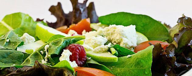 食事療法でしっかりとした身体をつくる