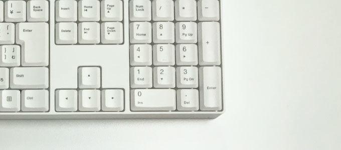 ELECOMキーボード