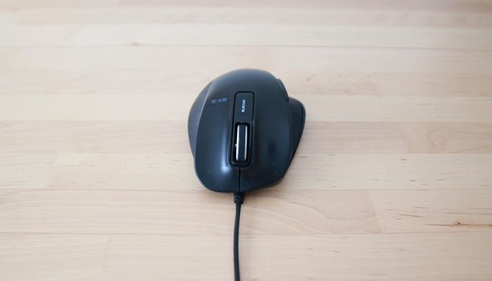CAD用マウス-正面