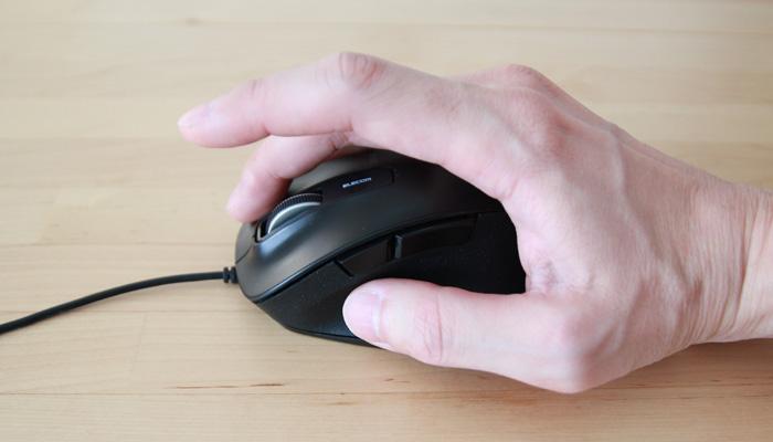 CAD用マウス-手を置く02